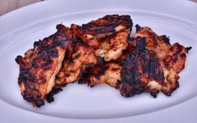 Grillad teriyaki kyckling