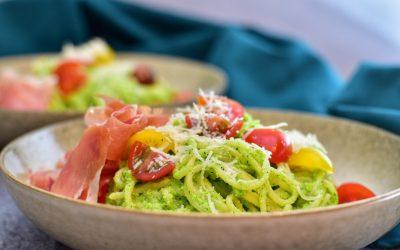 Broccolipesto med pasta