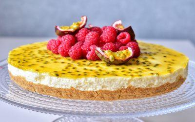 Passionscheesecake