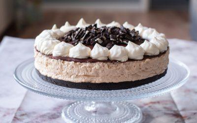 Oreo- och Baileyscheesecake
